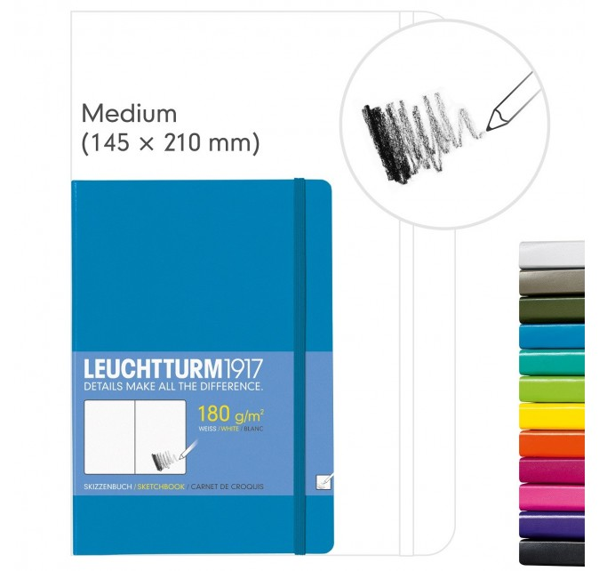 Cuaderno de dibujo Medium