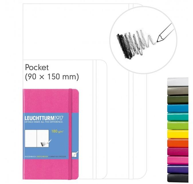 Cuaderno de dibujo Pocket