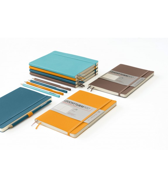 Notebook Medium Tapa Blanda