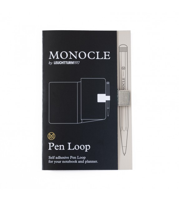 Pen Loop Monocle Gris