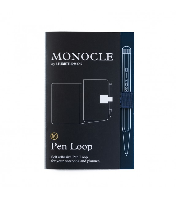 Pen Loop Monocle Azul Marino