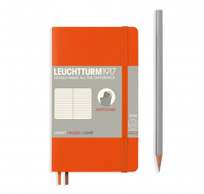 Notebook Pocket A6, tapa blanda