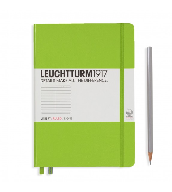 Notebook Medium A5, tapa dura