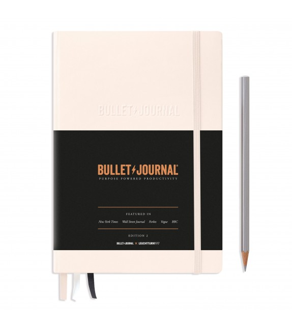 Bullet Journal Edition 2 Blush