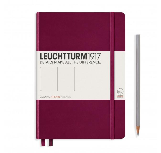 Libreta Medium Port Red