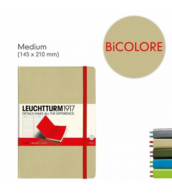 Libreta Bicolore