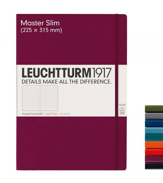 Libreta Master Slim