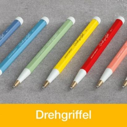 Bolígrafos Drehgriffel